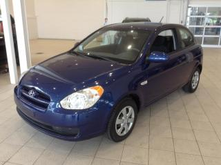 Used 2009 Hyundai Accent GL A/C for sale in Longueuil, QC