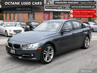 Used 2013 BMW 328 i xDrive Accident Free! 2 Years Warranty! for sale in Scarborough, ON