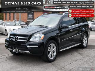 Used 2011 Mercedes-Benz GL-Class 7 Passenger! Diesel! for sale in Scarborough, ON