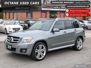 Used 2010 Mercedes-Benz GLK-Class GLK 350 2 Year Warranty! for sale in Scarborough, ON