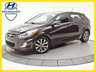Used 2015 Hyundai Accent GLS, TOIT OUVRANT, MAGS, SIÈGES CHAUFFANTS for sale in Brossard, QC