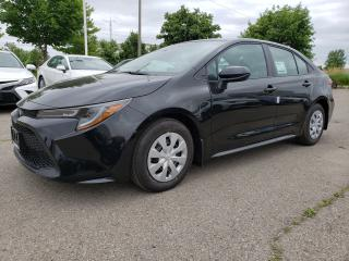 New 2020 Toyota Corolla L for sale in Etobicoke, ON