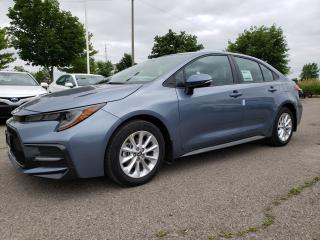 New 2020 Toyota Corolla SE for sale in Etobicoke, ON