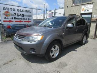 Used 2008 Mitsubishi Outlander 4WD ES MAGS BAS Millage A/C Mags for sale in Montréal, QC