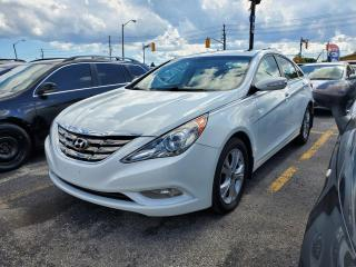 Used 2011 Hyundai Sonata 4dr Sdn 2.4L Auto Limited w/Nav for sale in Scarborough, ON