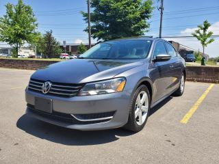 Used 2012 Volkswagen Passat 4dr Sdn 2.5L Auto Comfortline for sale in Scarborough, ON