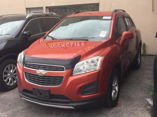 Used 2015 Chevrolet Trax AWD 4dr LT w/1LT for sale in Scarborough, ON