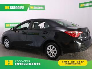 Used 2018 Toyota Corolla CE A/C GR ÉLECT for sale in St-Léonard, QC