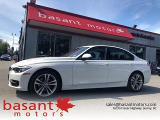 Used 2015 BMW 3 Series 320i xDrive for sale in Surrey, BC