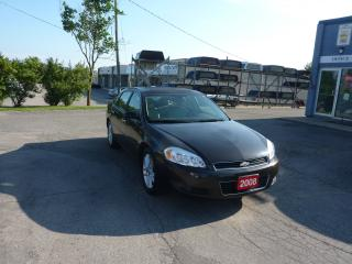 Used 2008 Chevrolet Impala LTZ, ONE OWNER, ACCIDENT FREE for sale in Kitchener, ON