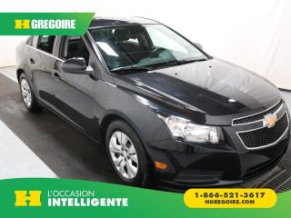 Used 2013 Chevrolet Cruze LT TURBO A/C GR for sale in St-Léonard, QC