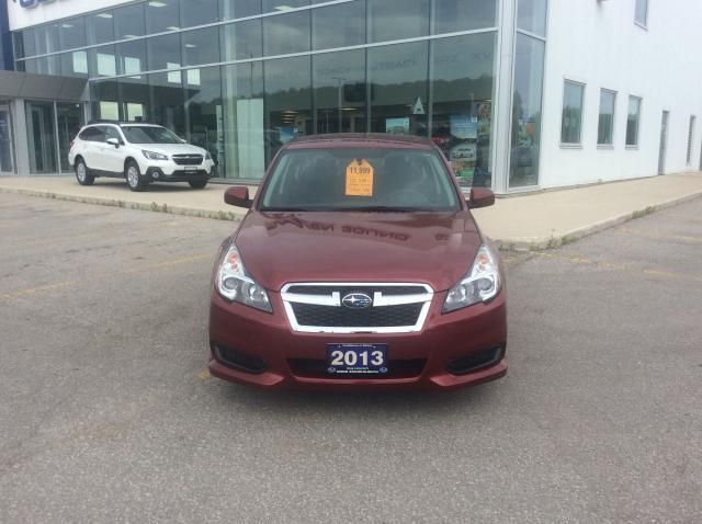 2013 Subaru Legacy 2.5i w/Touring Pkg