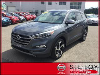 Used 2016 Hyundai Tucson 1.6 T PREMIUM AWD ***44 000 KM*** for sale in Ste-Foy, QC