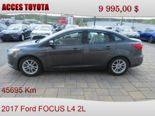 Used 2017 Ford Focus A VOIR for sale in Rouyn-Noranda, QC