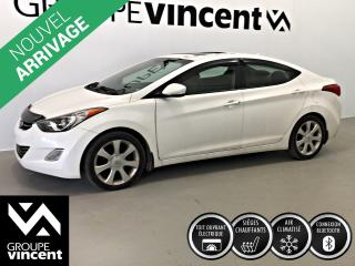 Used 2012 Hyundai Elantra Limited Gar. for sale in Shawinigan, QC