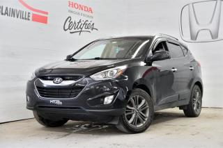 Used 2014 Hyundai Tucson GLS FWD for sale in Blainville, QC