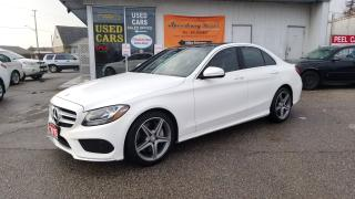 Used 2015 Mercedes-Benz C-Class C 300 for sale in Mississauga, ON