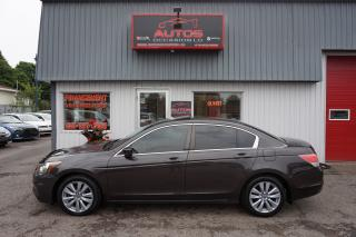 Used 2011 Honda Accord EX 2.4L AUTO MAGS TOIT OUVRANT BLUETOOTH 125 389 for sale in Lévis, QC