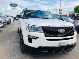 Used 2018 Ford Explorer SPORT FULL for sale in Lévis, QC