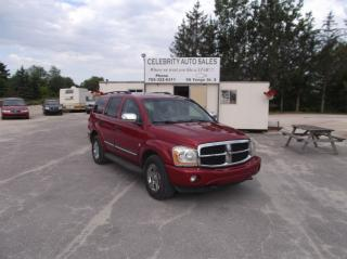 Used 2006 Dodge Durango AWD SLT for sale in Elmvale, ON