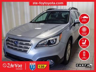 Used 2016 Subaru Outback 2.5I Touring AWD for sale in Québec, QC