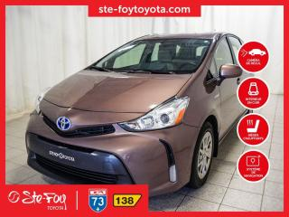 Used 2016 Toyota Prius V Luxe Cuir for sale in Québec, QC