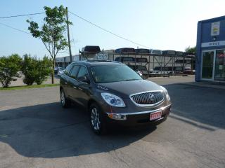 Used 2009 Buick Enclave CXL, LOW MILEAGE, AWD for sale in Kitchener, ON