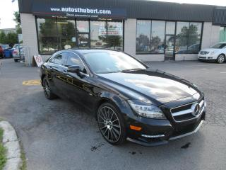 Used 2012 Mercedes-Benz CLS550 4MATIC **82 000 KM** for sale in St-Hubert, QC