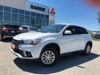 Used 2018 Mitsubishi RVR SE All Wheel Drive for sale in Barrie, ON