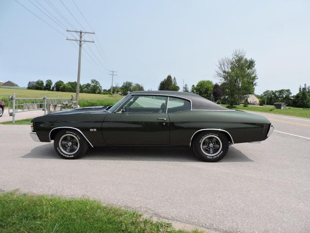 1971 Chevrolet Chevelle SS. 427 CI. 4 Speed. Financing/shipping
