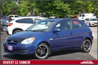 Used 2009 Hyundai Accent L for sale in Ile-des-Soeurs, QC