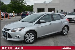 Used 2013 Ford Focus Titanium - Cuir for sale in Ile-des-Soeurs, QC
