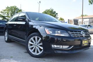Used 2013 Volkswagen Passat CERTIFIED - HIGHLINE - DIESEL - NO ACCIDENTS for sale in Oakville, ON
