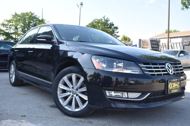 2013 Volkswagen Passat CERTIFIED - CALL 1-888-872-5348