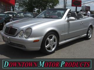 Used 2003 Mercedes-Benz CLK CLK 430 Convertible for sale in London, ON