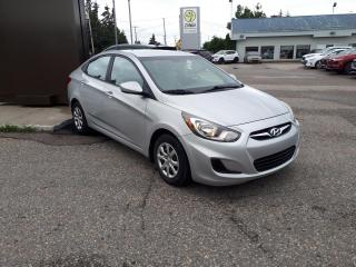 Used 2014 Hyundai Accent Berline 4 portes, boîte automatique, GL for sale in St-Félicien, QC
