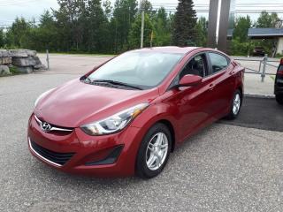 Used 2016 Hyundai Elantra LE-R berline 4 portes BA for sale in St-Félicien, QC