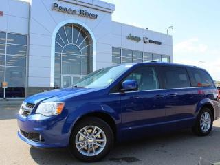 New 2019 Dodge Grand Caravan SXT Premium Plus for sale in Peace River, AB
