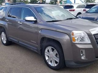 Used 2012 GMC Terrain SLE; AWD, BLUETOOTH, BACKUP CAM, CRUISE CONTROL AND MORE for sale in Edmonton, AB