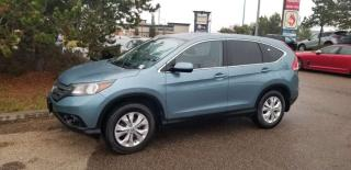 Used 2014 Honda CR-V EX; BLUETOOTH, BACKUP CAM, HEATED SEATS, SUNROOF AND MORE for sale in Edmonton, AB