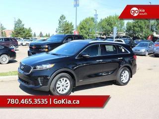 New 2019 Kia Sorento LX 2.4L AWD; PUSH START, HEATED SEATS/WHEEL, BACKUP CAMERA, BLUETOOTH, ANDROID AUTO/APPLE CAR PLAY for sale in Edmonton, AB