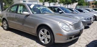 Used 2006 Mercedes-Benz E-Class 5.0L 4MATIC for sale in Mississauga, ON