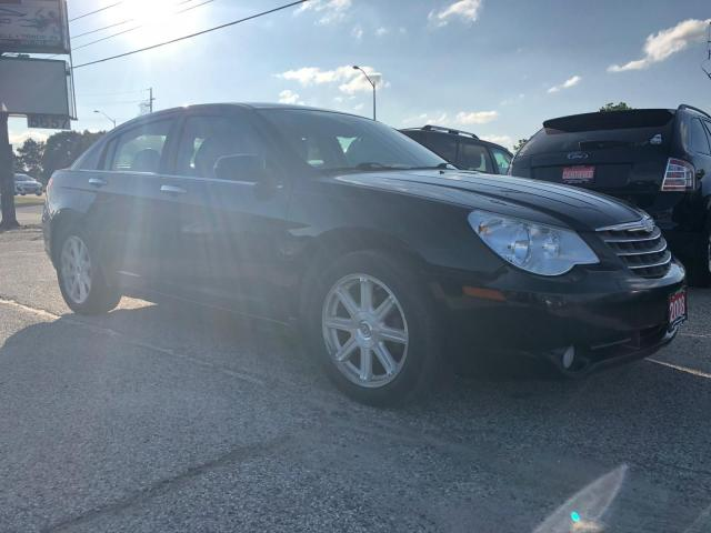 2008 Chrysler Sebring Limited, ACCIDENT FREE, NAVI, LEATHER, WARRANTY, C