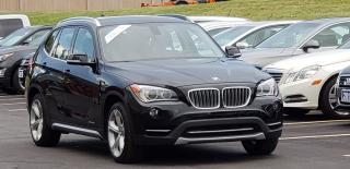 Used 2013 BMW X1 35i Certified 2 years Warranty included AWD for sale in Mississauga, ON