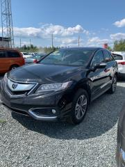Used 2018 Acura RDX Elite Tout en Cuir!! for sale in Val-D'or, QC