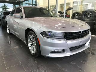 Used 2015 Dodge Charger SXT, POWER HEATED SEATS, KEYLESS IGNITION, MIRROR SIMMER for sale in Edmonton, AB
