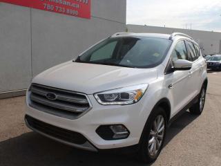 Used 2018 Ford Escape Titanium for sale in Edmonton, AB