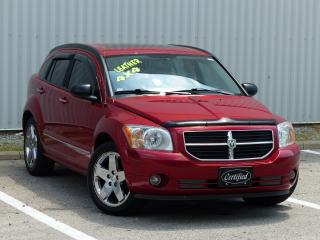 Used 2007 Dodge Caliber R/T, AWD, LEATHER, SUNROOF, FULLY LOADED, LOW KMS for sale in Mississauga, ON
