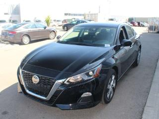 Used 2019 Nissan Altima 2.5 S for sale in Edmonton, AB