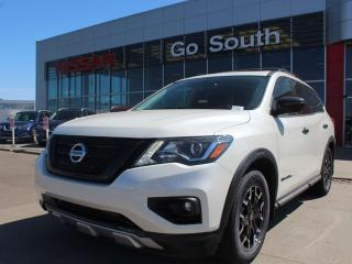 New 2019 Nissan Pathfinder ROCK CREEK EDITION for sale in Edmonton, AB